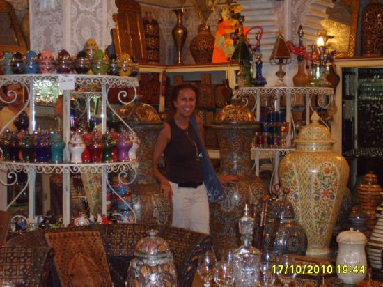 La caverne d'Ali Baba (Salima)