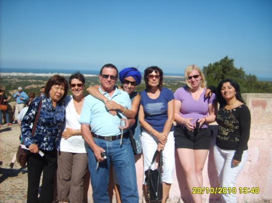 Un homme et six femmes