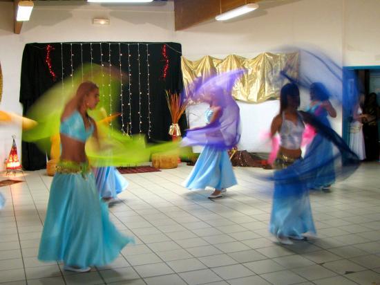 Costumes de Salima