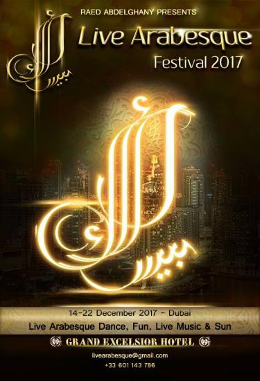 Live arabesque festival 2017
