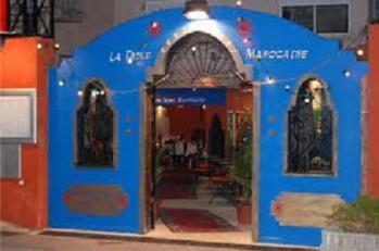 Resto la table marocaine